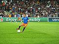 Karim Aït-Fana en Ligue des Champions.JPG
