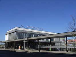 Karlovy Vary dolní nádraží