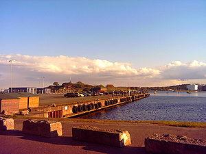 Karlshamn - Harbour