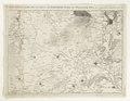 Karta över omgivningarna vid Roermonde, Venlo, Le Marais myrarna, kärren, de Peel m m - Skoklosters slott - 98036.tif