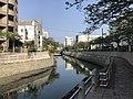 Kashiigawa River near Shinhama-Ohashi Bridge.jpg