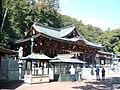 Kashima-jinja (Takasago,Hyogo) haiden.JPG