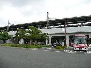 Kayashima Station - Kayashima Station, September 2007