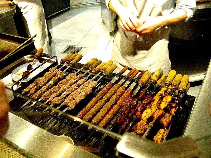 Tipos de kebab