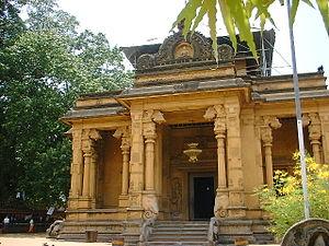 Kelaniya - Kelaniya Temple.