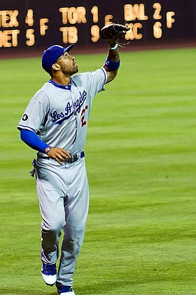 image illustrative de l'article Matt Kemp