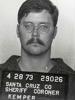 Edmund Kemper American serial killer and serial rapist