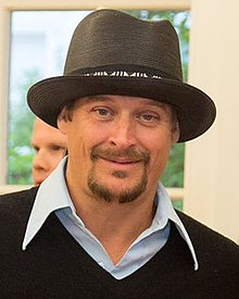 Kid Rock in April 2017