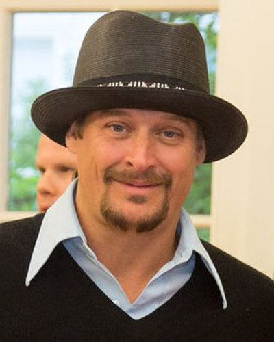 Picture of a band or musician: Kid Rock