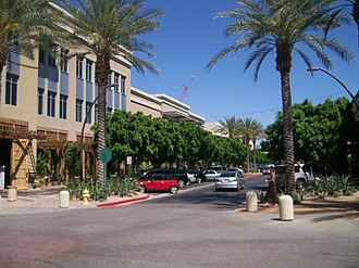 Kierland Commons - Image: Kierland East 1 2008 04 14