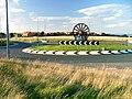 Kilton Lane Roundabout, A174 - geograph.org.uk - 42599.jpg