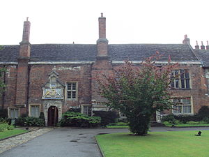 Council of the North - King's Manor, York — seat of the Council of the North after it was reinstated until 1641.