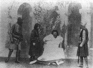 King John (1899 film) - Image: King John (1899) Act 3, Scene 3 (FF5.7) 1