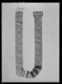Klänning som tillhört drottning Josefina - Livrustkammaren - 53248.tif