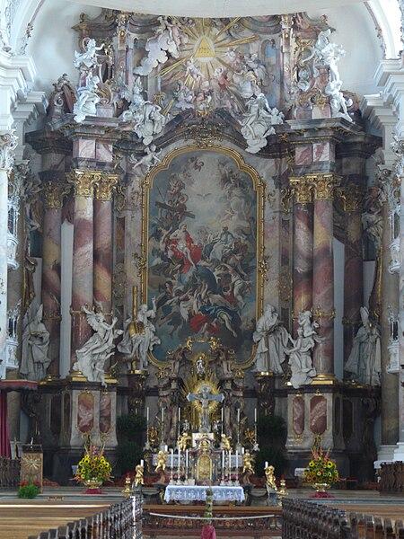 File:Kloster Ottobeuren high altar 001.JPG