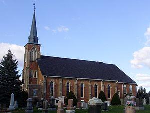 Knox United Church (Scarborough) - Image: Knox United Church, Scarborough