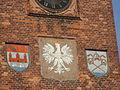 Kołobrzeg, fragment wieży ratuszowej (Aw58).JPG