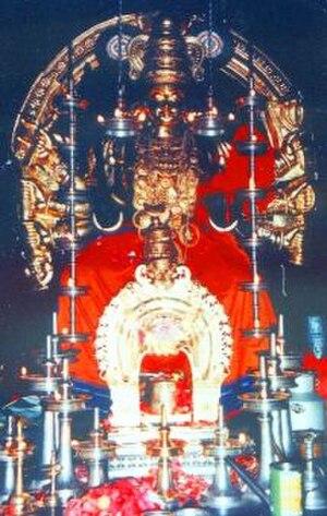 Bhagavati - Kodungallur Bhagavathy Temple