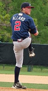 Kolby Allard American baseball player