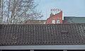 Kolding, Saxildhus Hotel sign from Toldbodgade.jpg