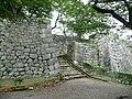 Komine castle sakuramon.JPG
