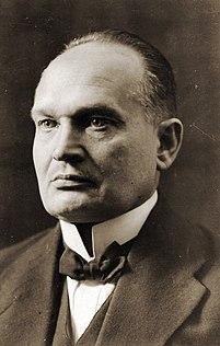 Konstantin Päts Estonian politician