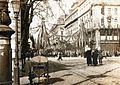 Kossuth Lajos utca az Astoria kereszteződésből nézve. Fortepan 75880.jpg