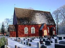 Kråksmale kirke