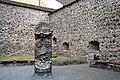 Kremnica - dvor predsunutej veže, prejazd.jpg