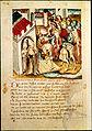 Kriemhild wird nach ihrer Ankunft in Passau zu Etzel gefuehrt Hundeshagenscher Kodex.jpeg