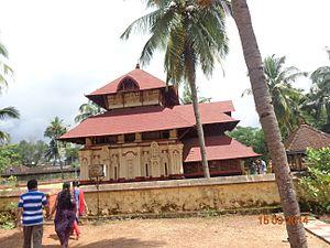 Mannar, Alappuzha - Krishna Temple, Mannar