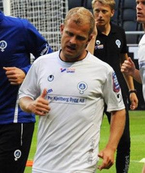 Kristian Bergström - Image: Kristian Bergstrom