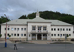 Krompachy City hall.jpg