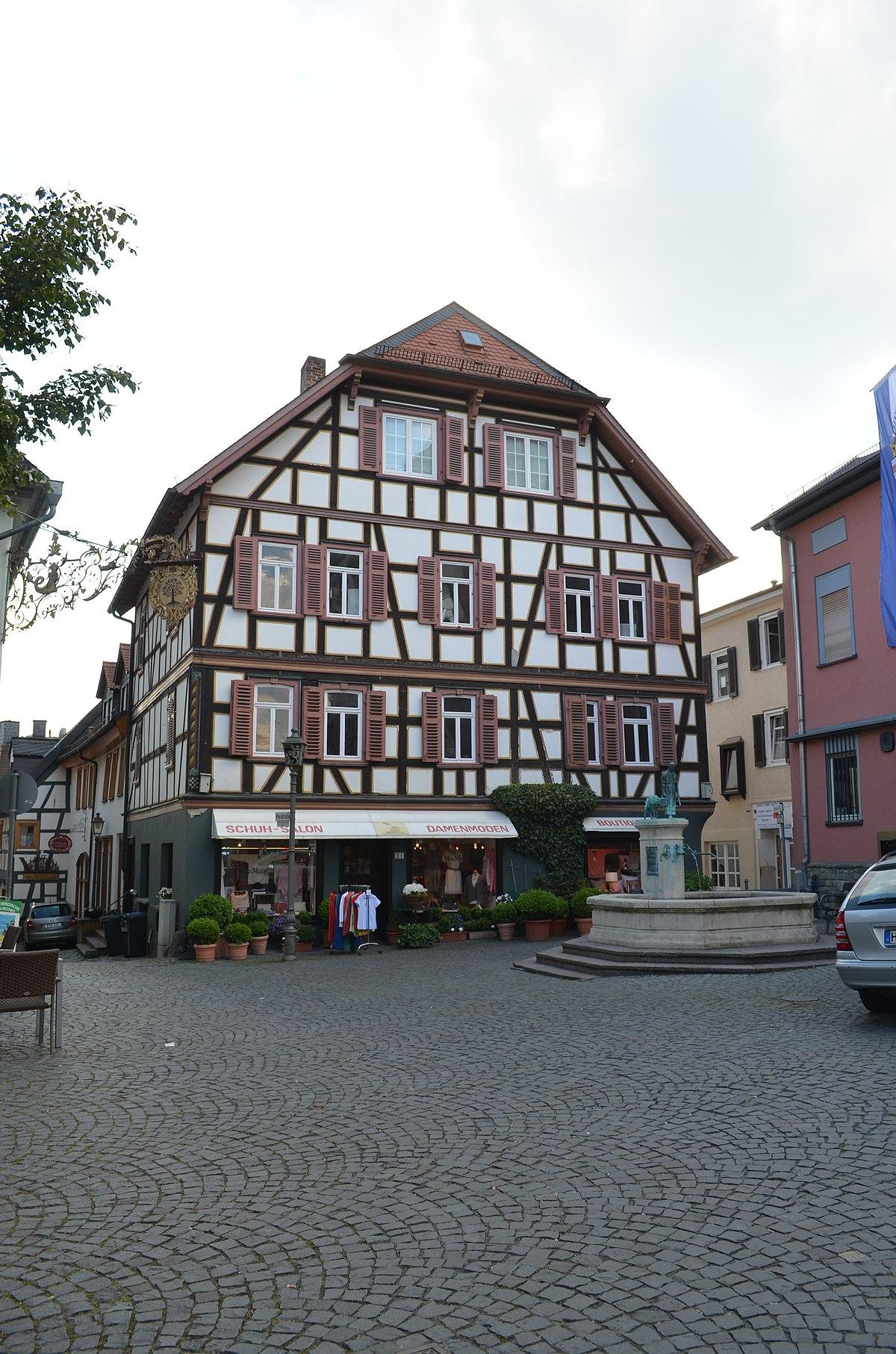 Friedrich Ebert Straße : datei kronberg friedrich ebert stra e 21 jpg wikipedia ~ A.2002-acura-tl-radio.info Haus und Dekorationen