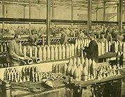 Krupp WOrks Germany - war machine in 1905