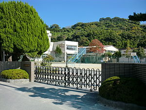 Kumamoto Josei Junior high school.JPG