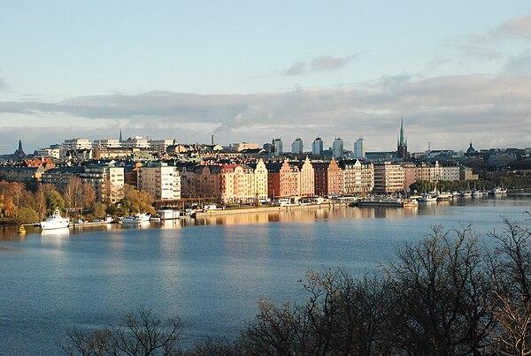 kungsholmen dating site