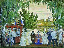 Kustodiev promenade Volga 02.jpg