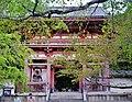 Kyoto Daigo-ji Saidaimon-Tor 6.jpg