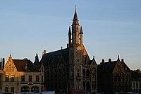 L'Hôtel de ville de Poperinge.JPG