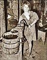 L'eau dans la cuisine pendant la Grande Dépression.jpg