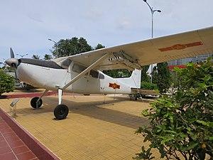 Zone 5 Military Museum, Danang - Image: L 19 042