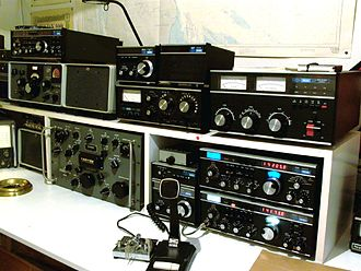 Amateur radio station - Fixed amateur radio station in the United States