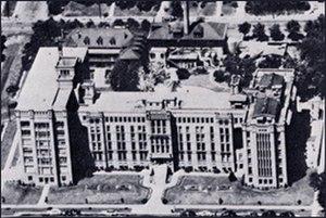 LDS Hospital - Image: LDS Hospital past