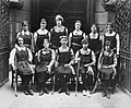 LSE Women's Hockey Team, 1920-21 (4598280703).jpg