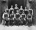 LSE Women's Hockey Team, 1920-21 (4598280703).jpg