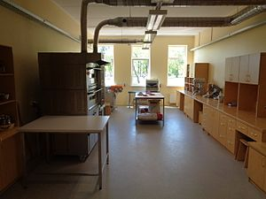 Food technology - Bakery at the Faculty of Food Technology, Latvia University of Agriculture
