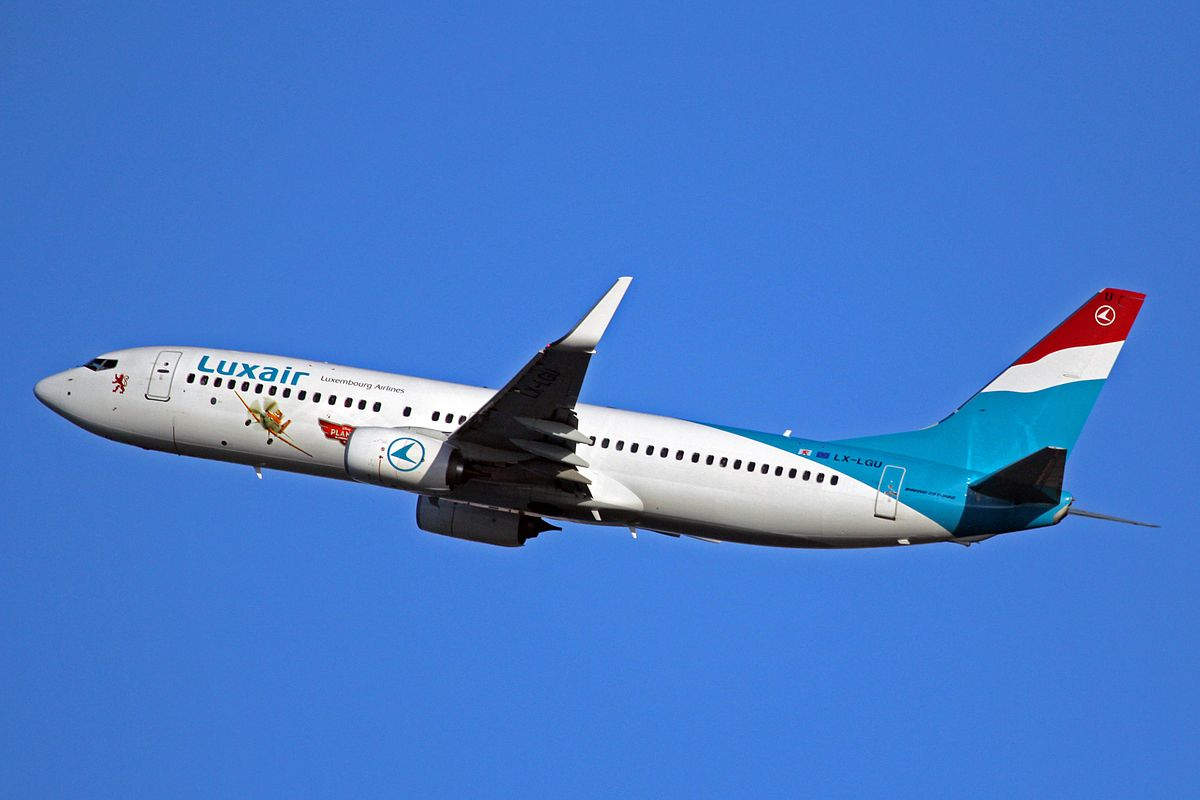 Luxair Wikipedia
