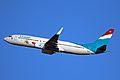 LX-LGU B737-8C9W Luxair(Planes logo) PMI 02OCT13 (10059926536).jpg