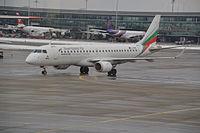 LZ-BUR - E190 - Meridiana